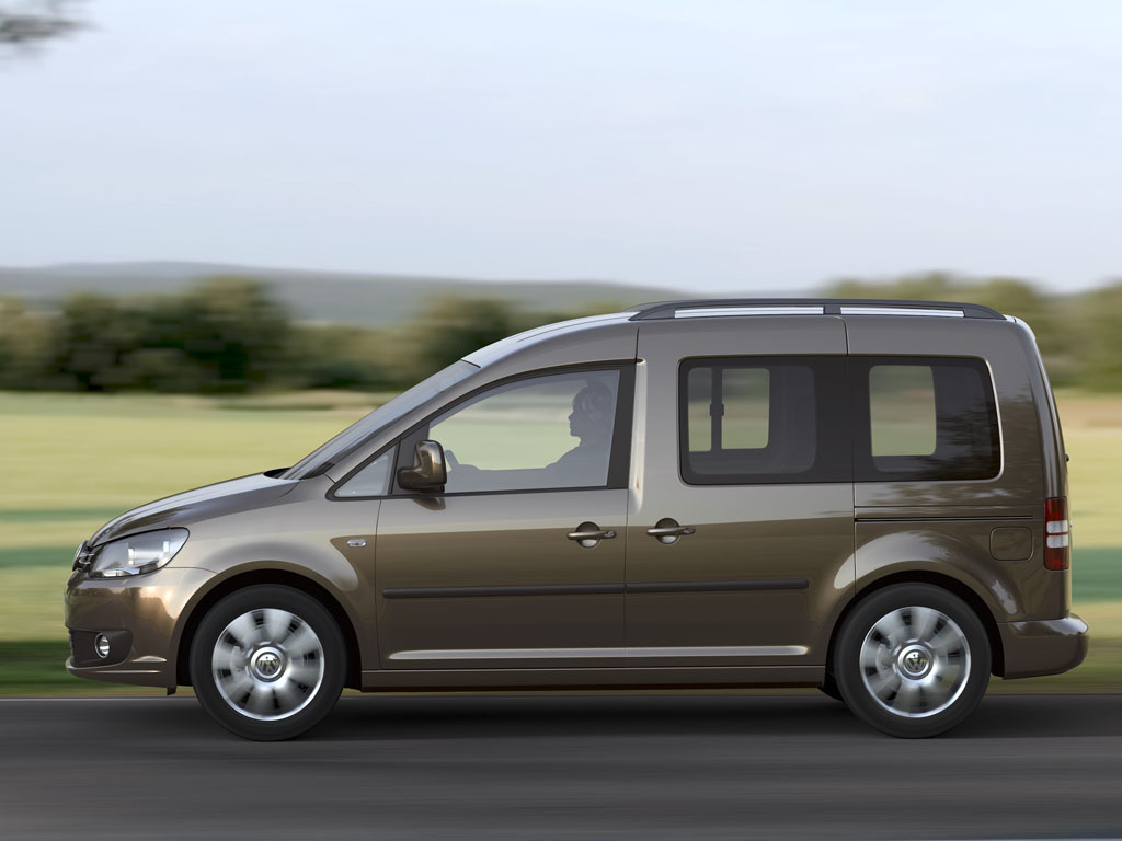Volkswagen Caddy #9