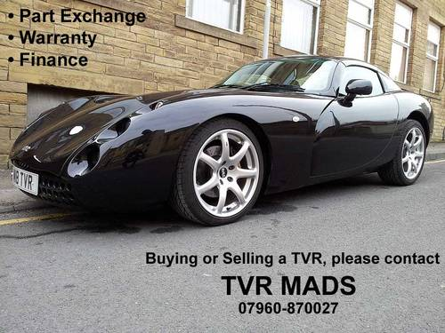 2003 TVR Speed 12 #7