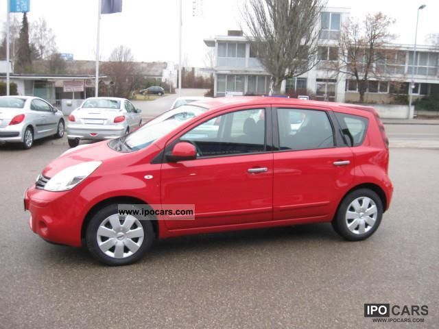2011 Nissan Note #13