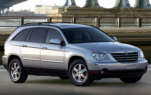 2004 Chrysler Pacifica #6