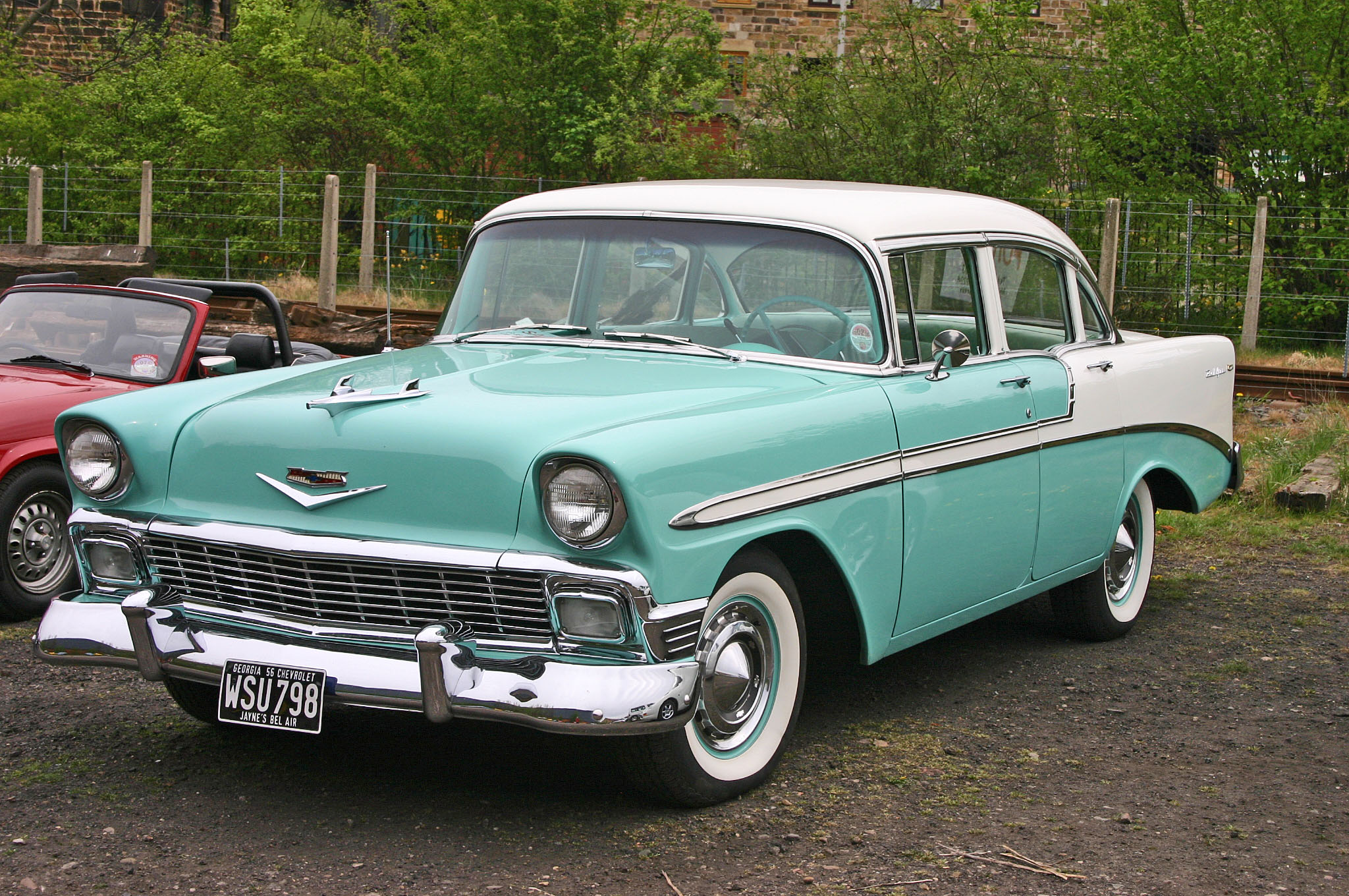 1956 Chevrolet Bel Air #2