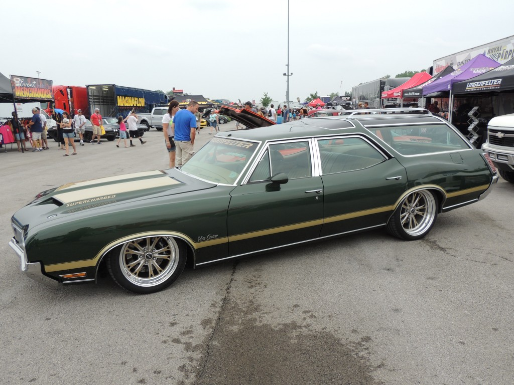 1970 Oldsmobile Vista Cruiser #14