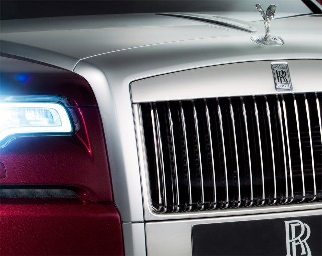 Rolls royce Ghost Series Ii #12