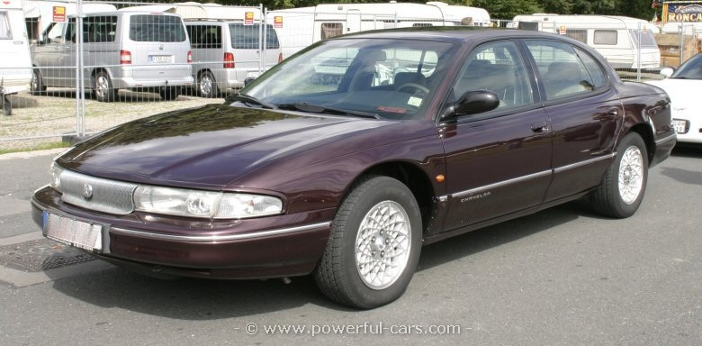 1994 Chrysler New Yorker #14