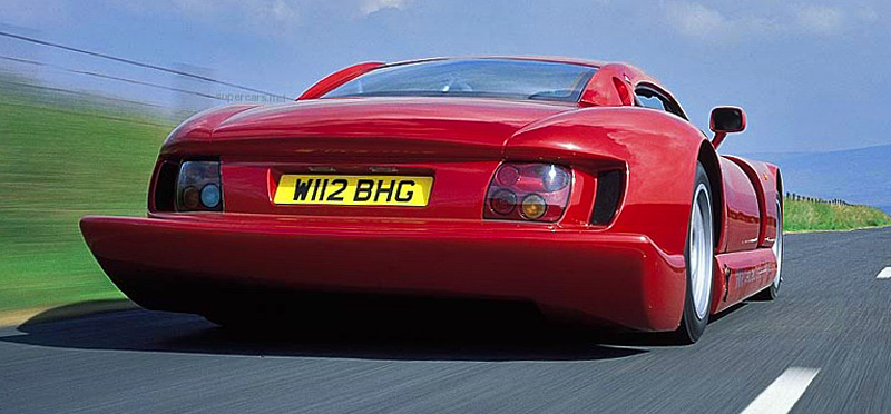 2000 TVR Speed 12 #7