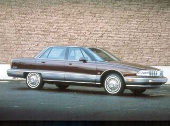 1992 Oldsmobile Ninety-eight #4