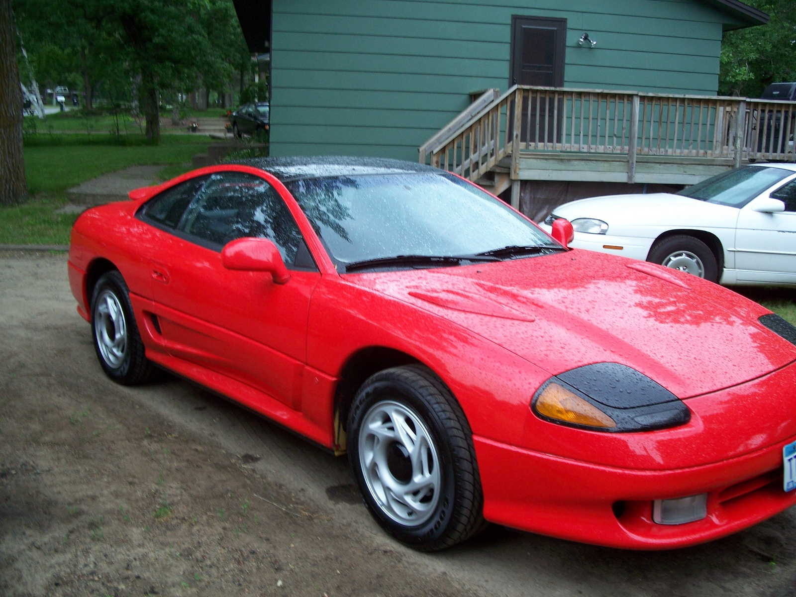 1992 Dodge Stealth #8