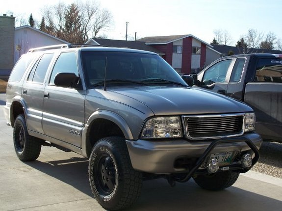 1999 GMC Jimmy #6