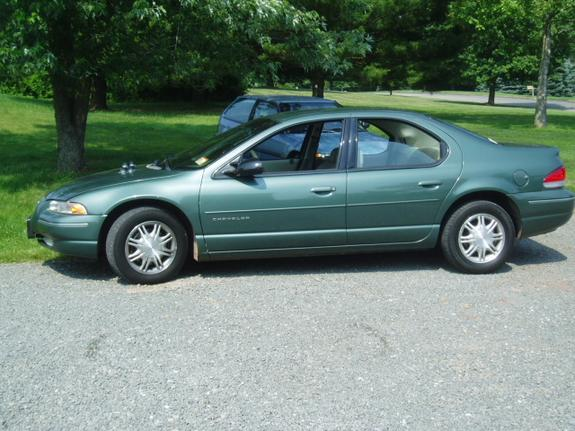 1995 Chrysler Cirrus #11