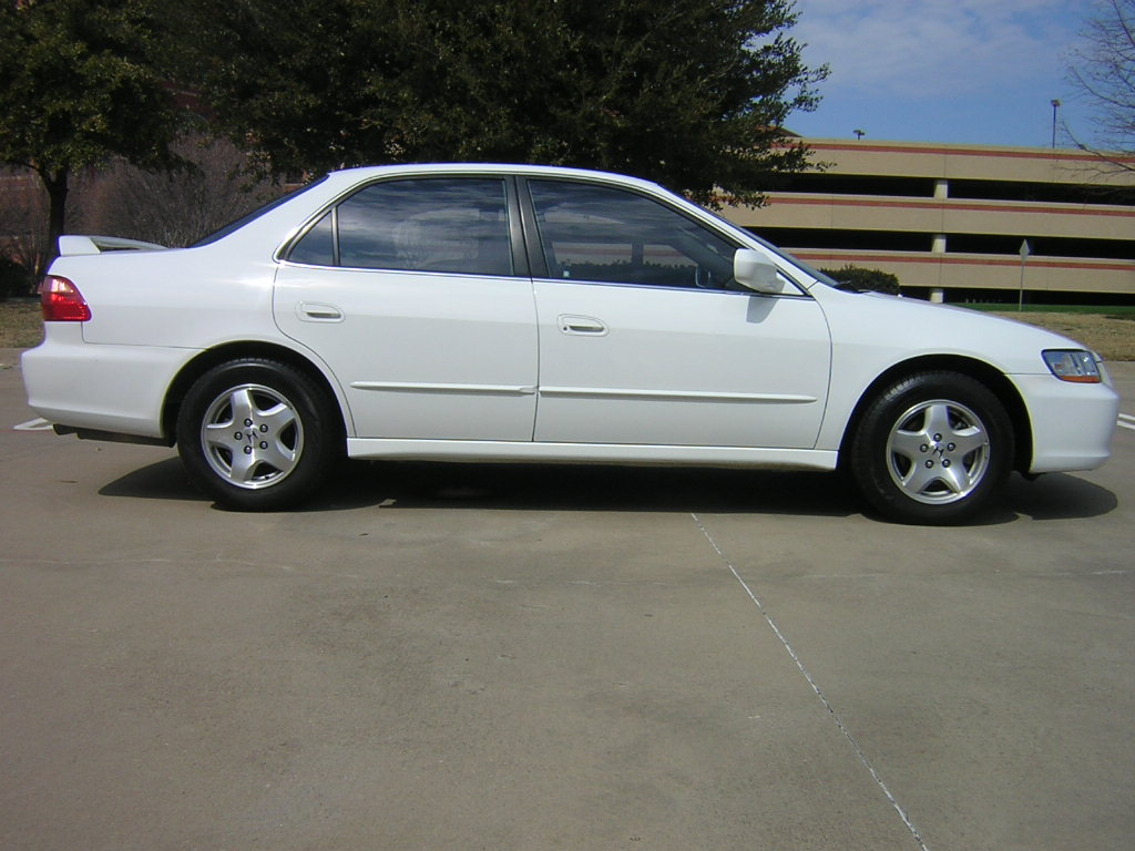 2001 Honda Accord #5