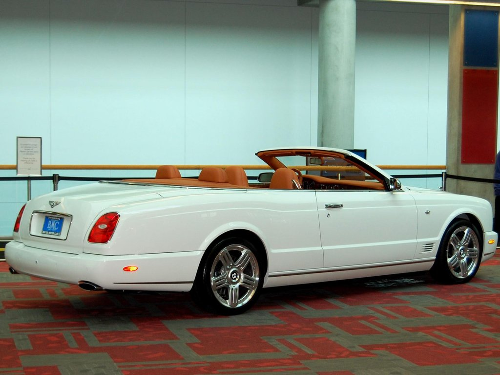 2010 Bentley Azure T #13