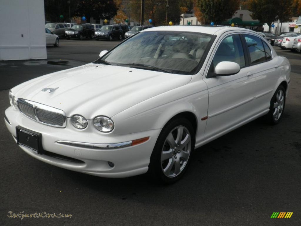 2006 Jaguar X-type #12