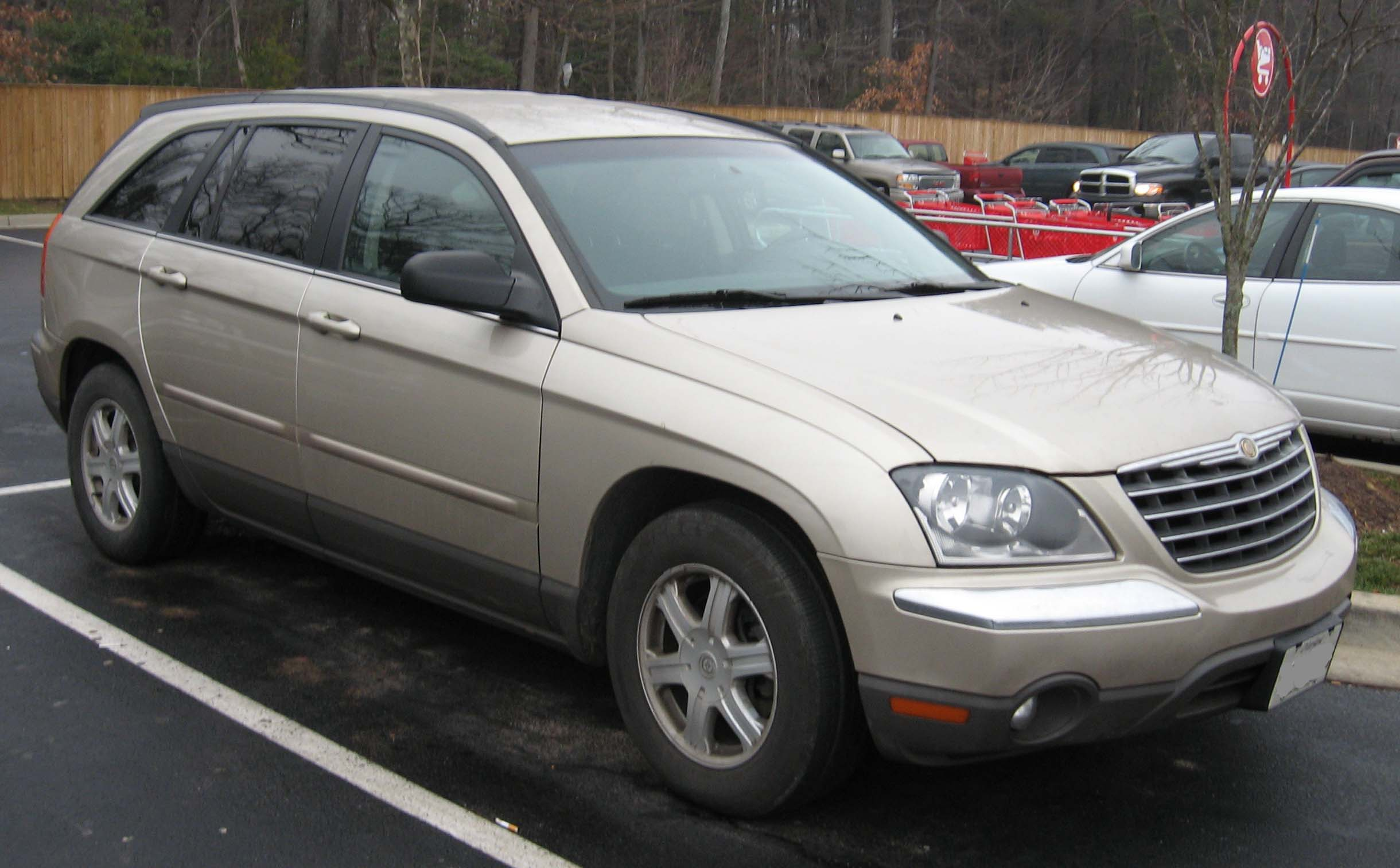 Chrysler Pacifica #16