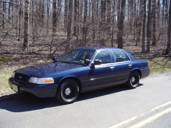 2001 Ford Crown Victoria #15