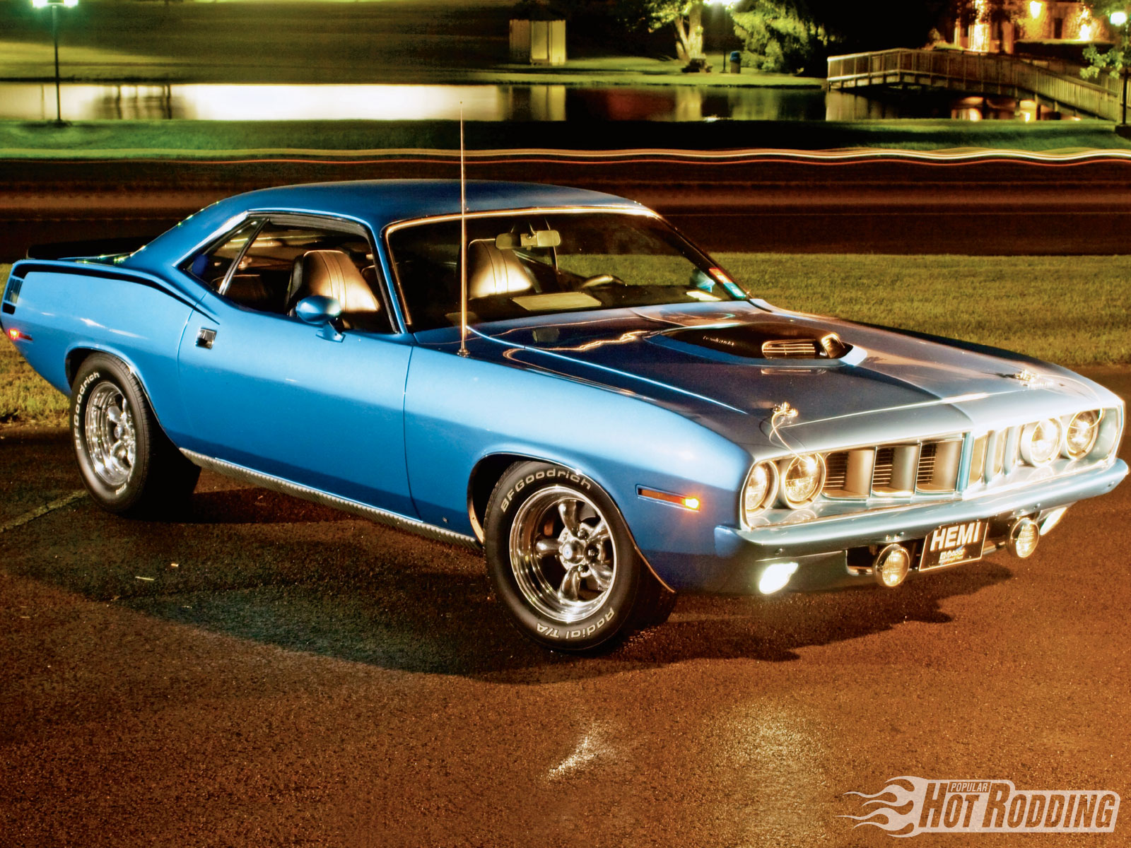 1971 Plymouth Barracuda #6