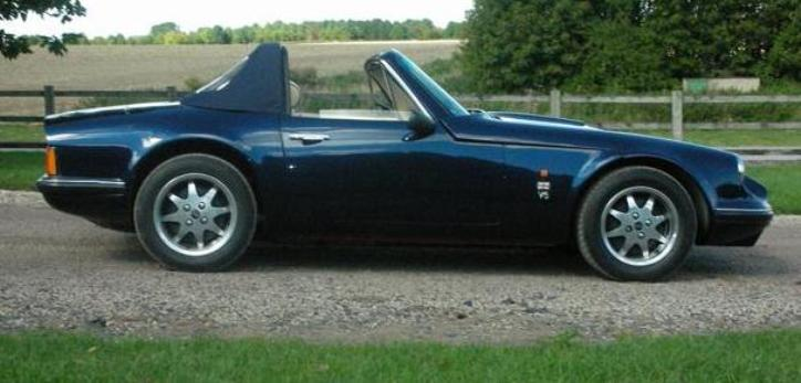 TVR S2 #15