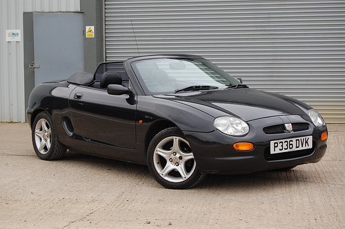 Rover MGF #10