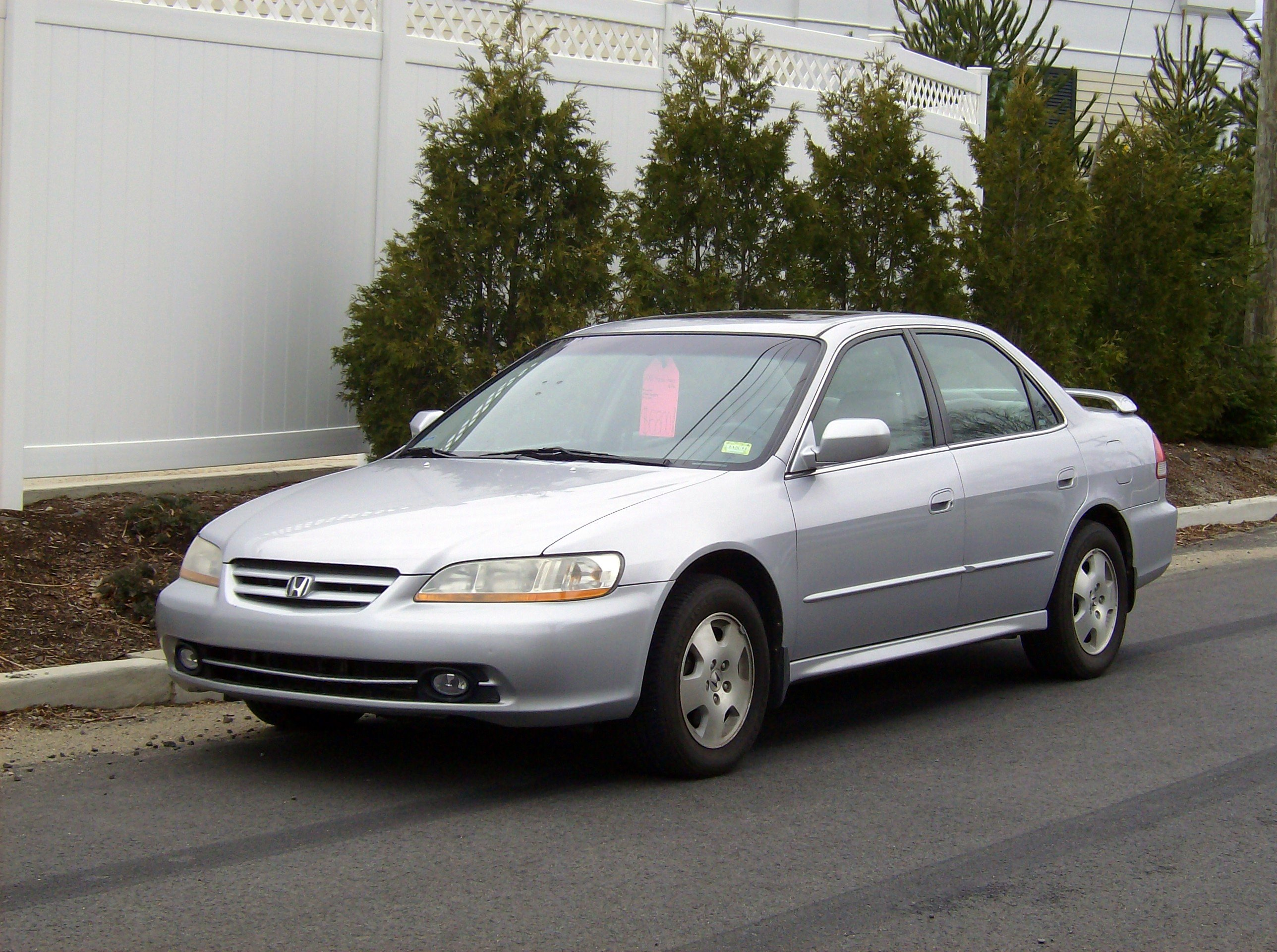 2001 Honda Accord #2