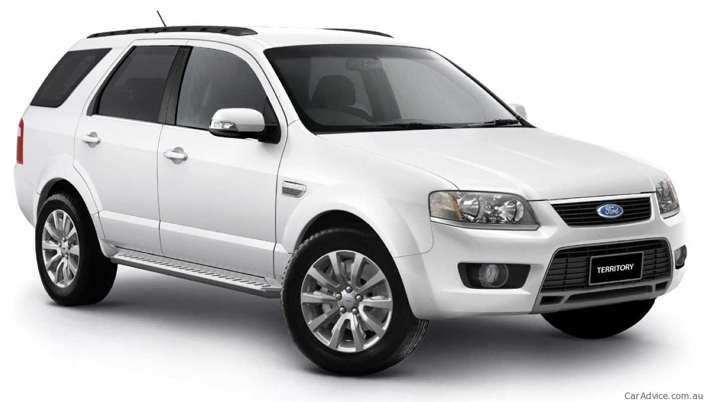 Ford Territory #6