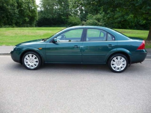 2001 Ford Mondeo #10