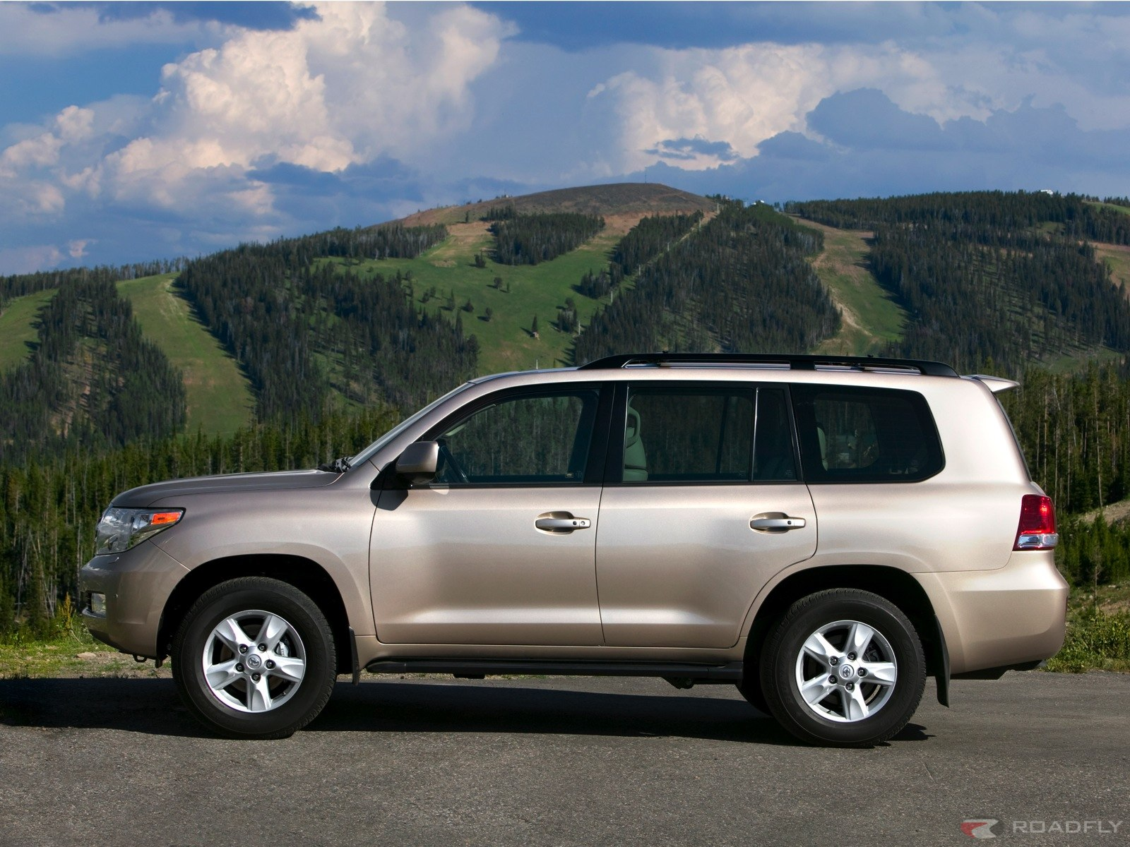 2008 Toyota Land Cruiser #15