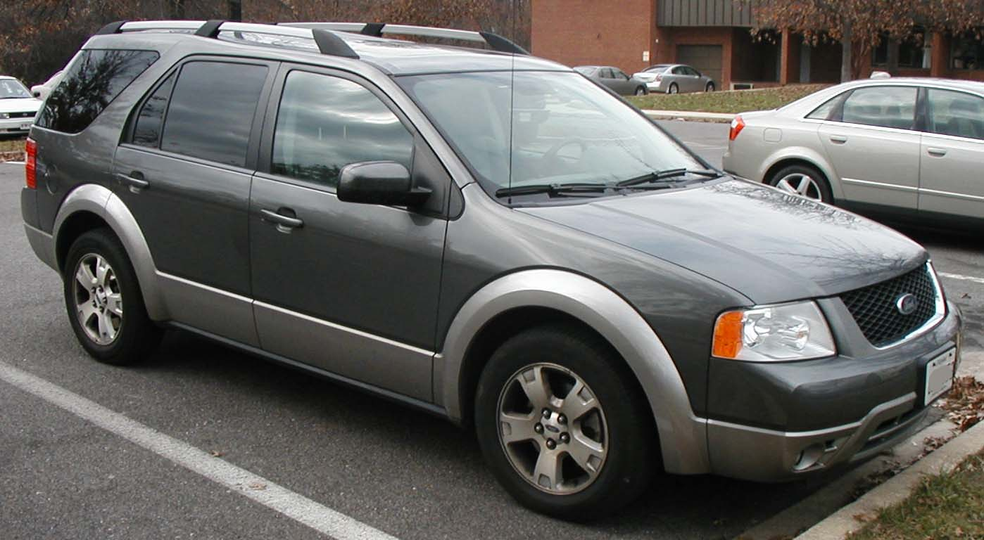 2005 Ford Freestyle #3