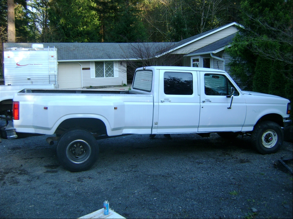 1990 Ford F-350 #11