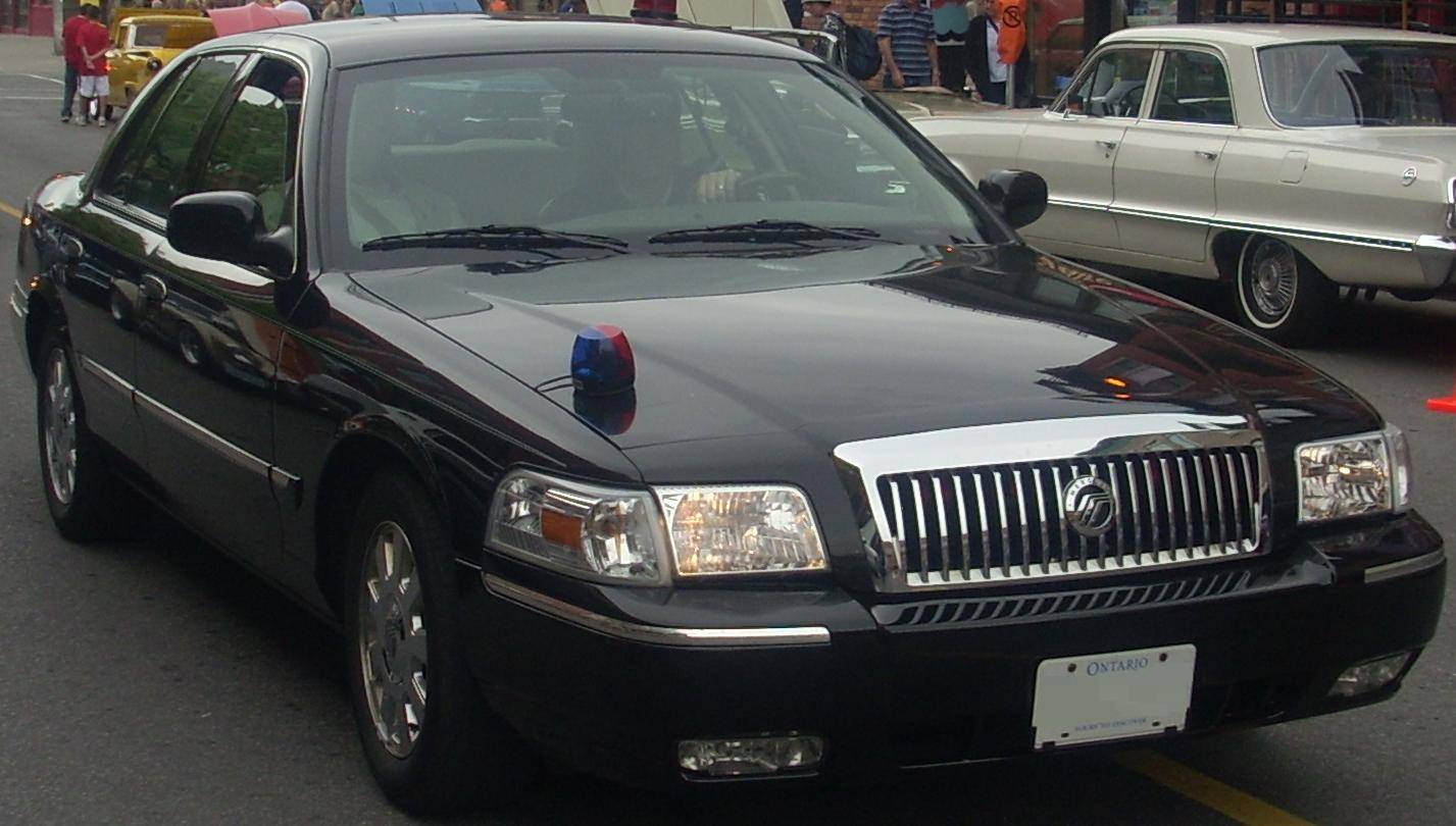 2006 Mercury Grand Marquis #2
