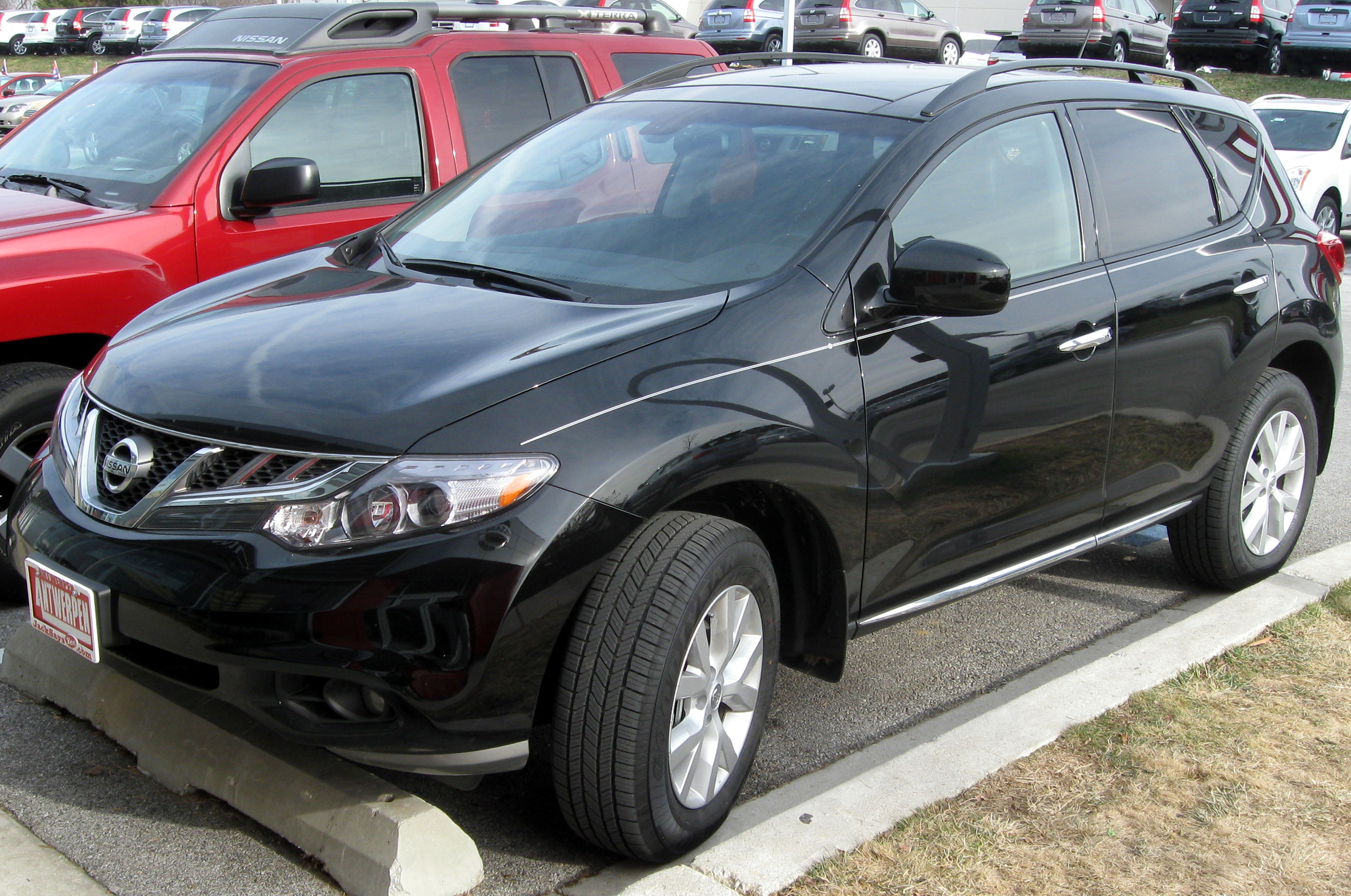 informations murano price photos bestcarmag articles com nissan makes