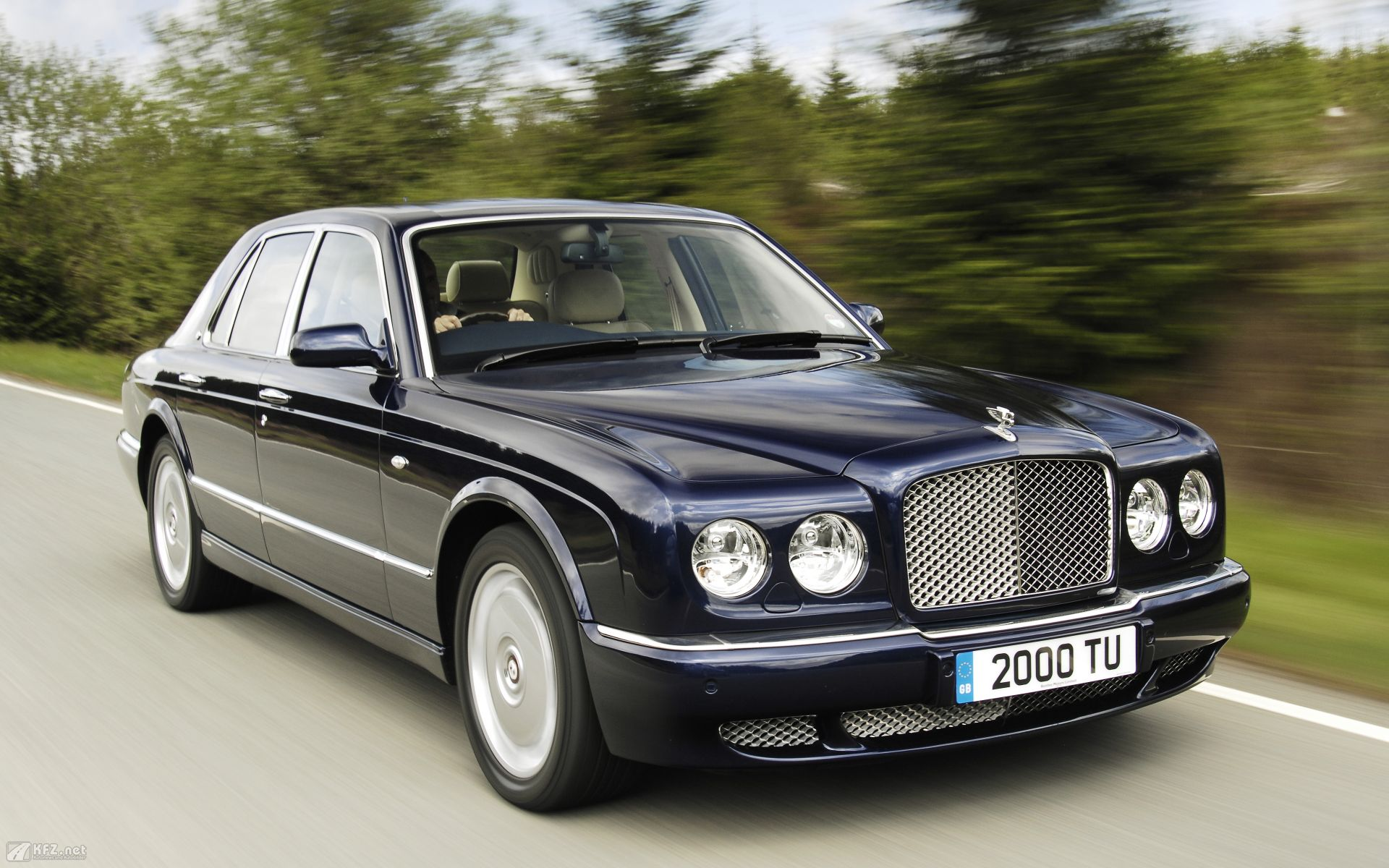 2007 Bentley Arnage #8
