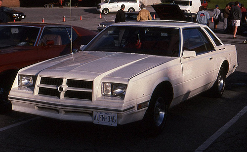 1982 Chrysler Cordoba #11