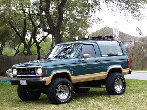 Ford Bronco Ii #4