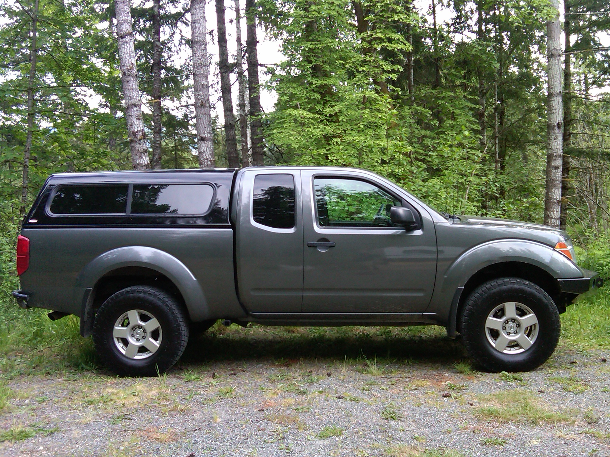 2007 nissan frontier photos informations articles. Black Bedroom Furniture Sets. Home Design Ideas