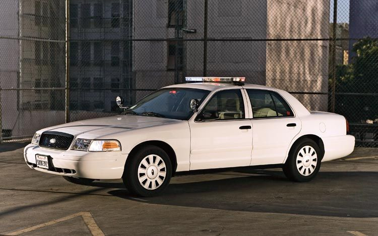 2010 Ford Crown Victoria #7