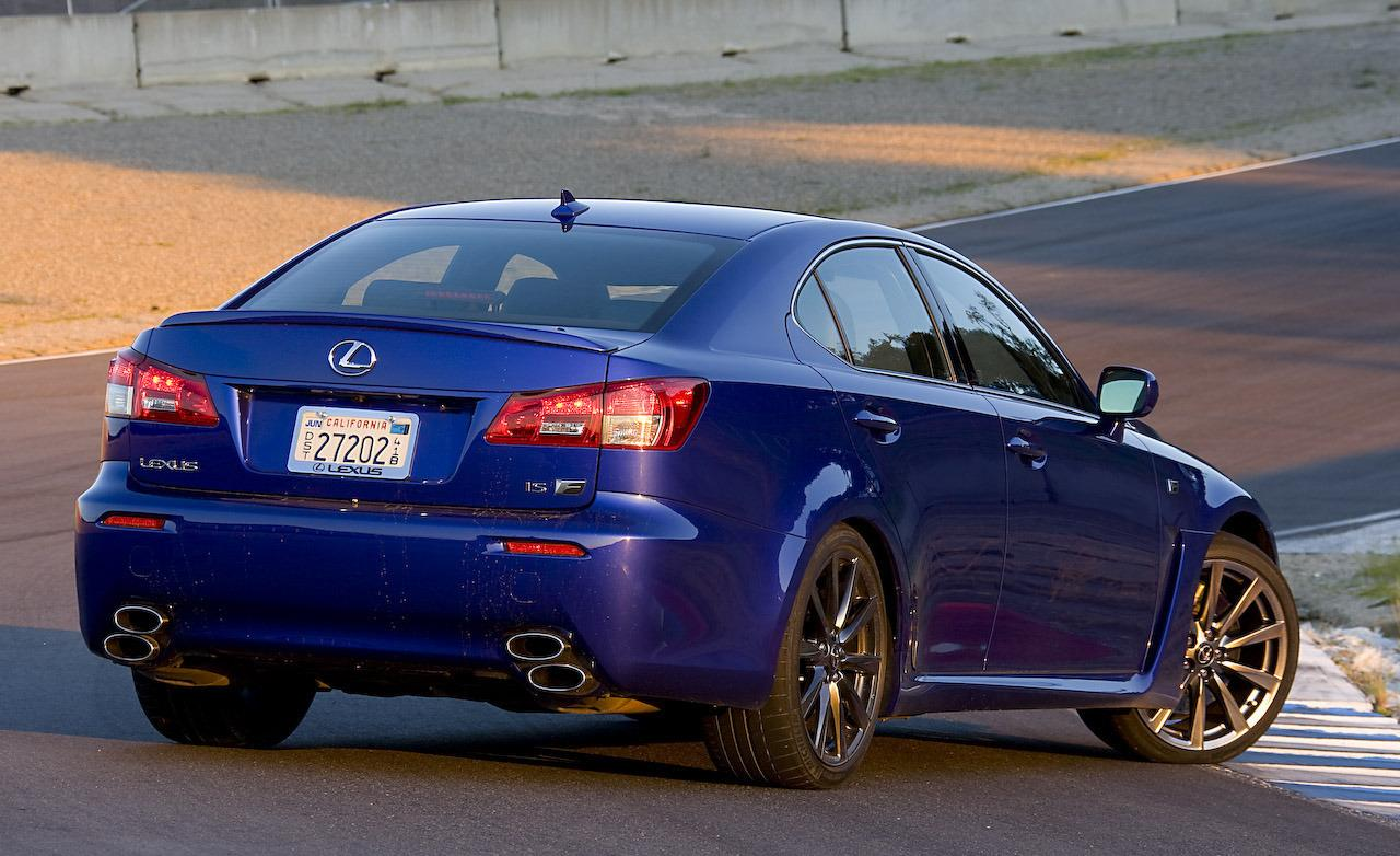 2008 Lexus Is F #2