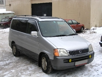 1999 Honda Step Wagon #8