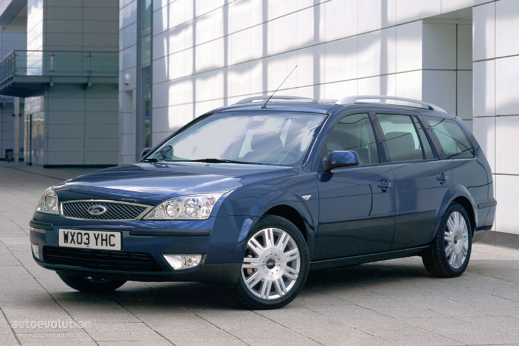 2003 Ford Mondeo #3
