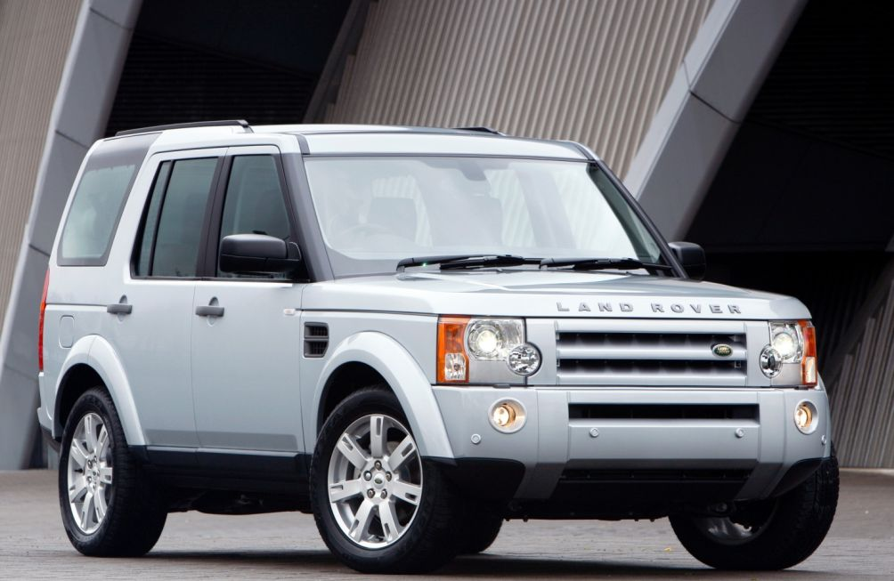 Land Rover Discovery 3 #9