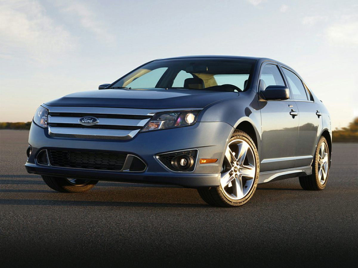 2012 Ford Fusion #4