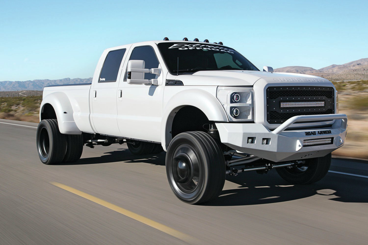 Ford F-450 #6