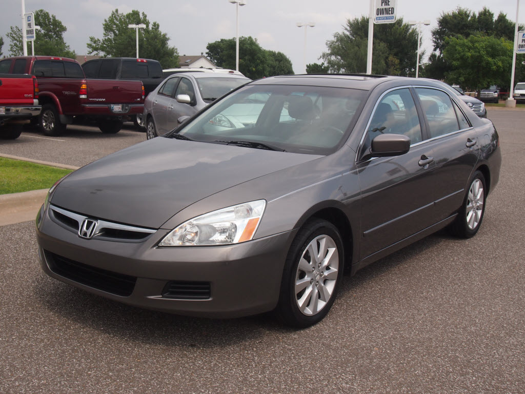 2006 Honda Accord Photos Informations Articles