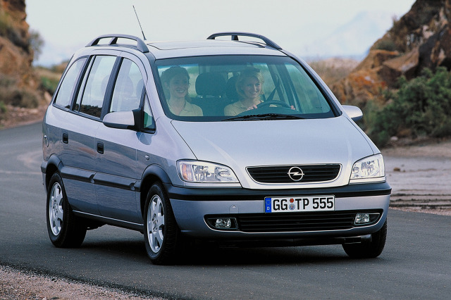 1999 opel zafira photos informations articles. Black Bedroom Furniture Sets. Home Design Ideas