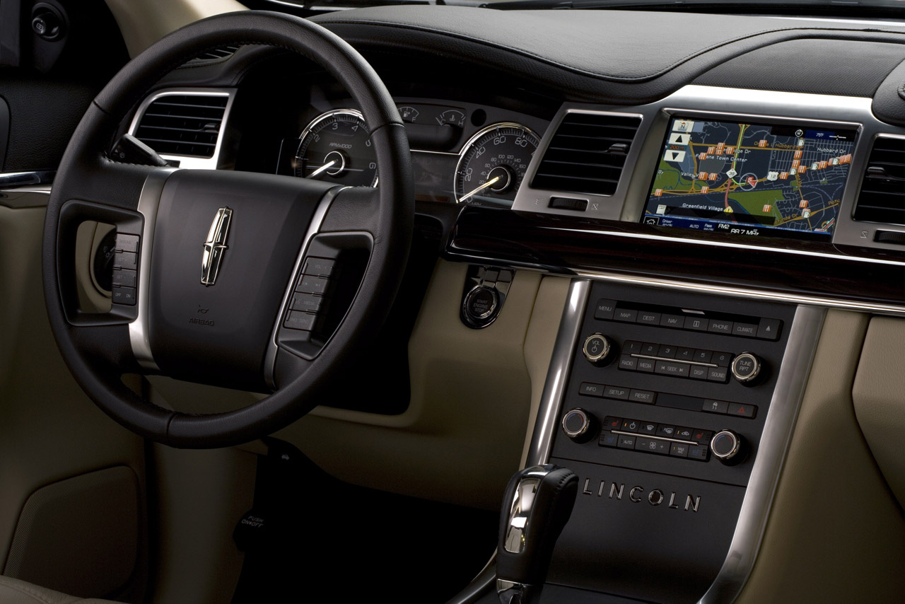 2009 Lincoln Mkz #9
