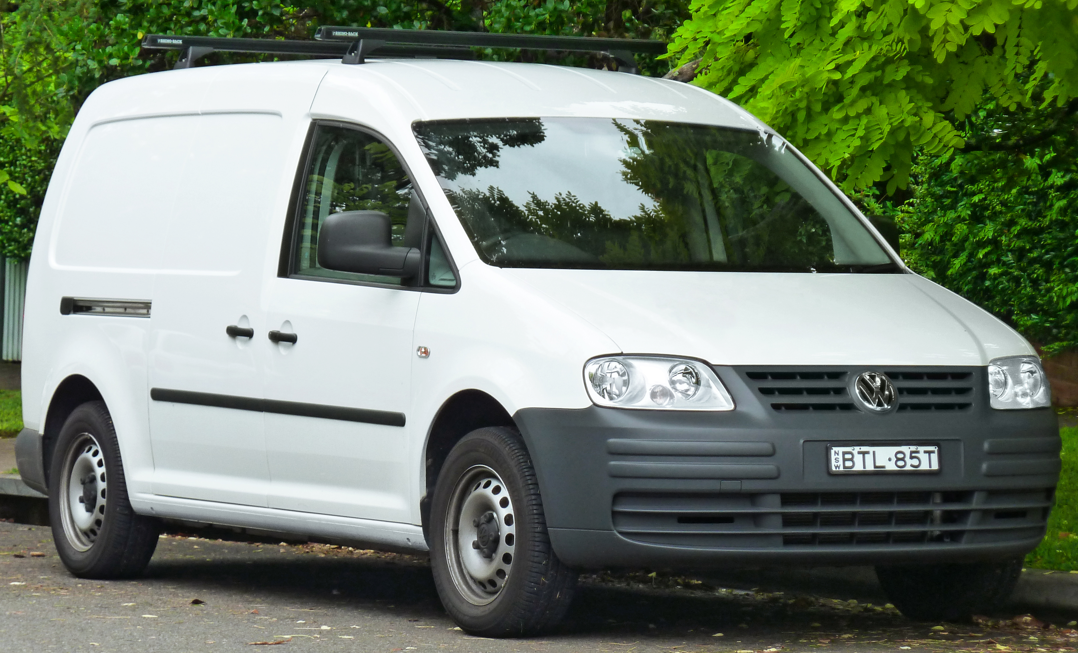 2012 Volkswagen Caddy #15