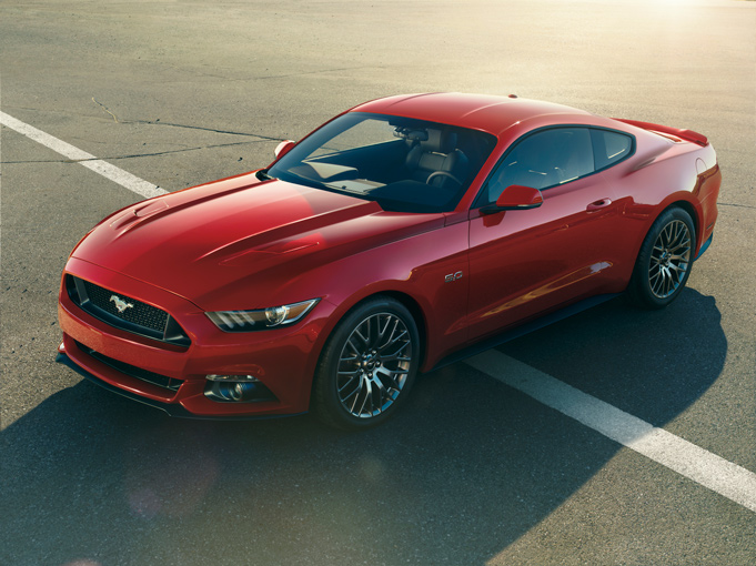 Ford Mustang #3