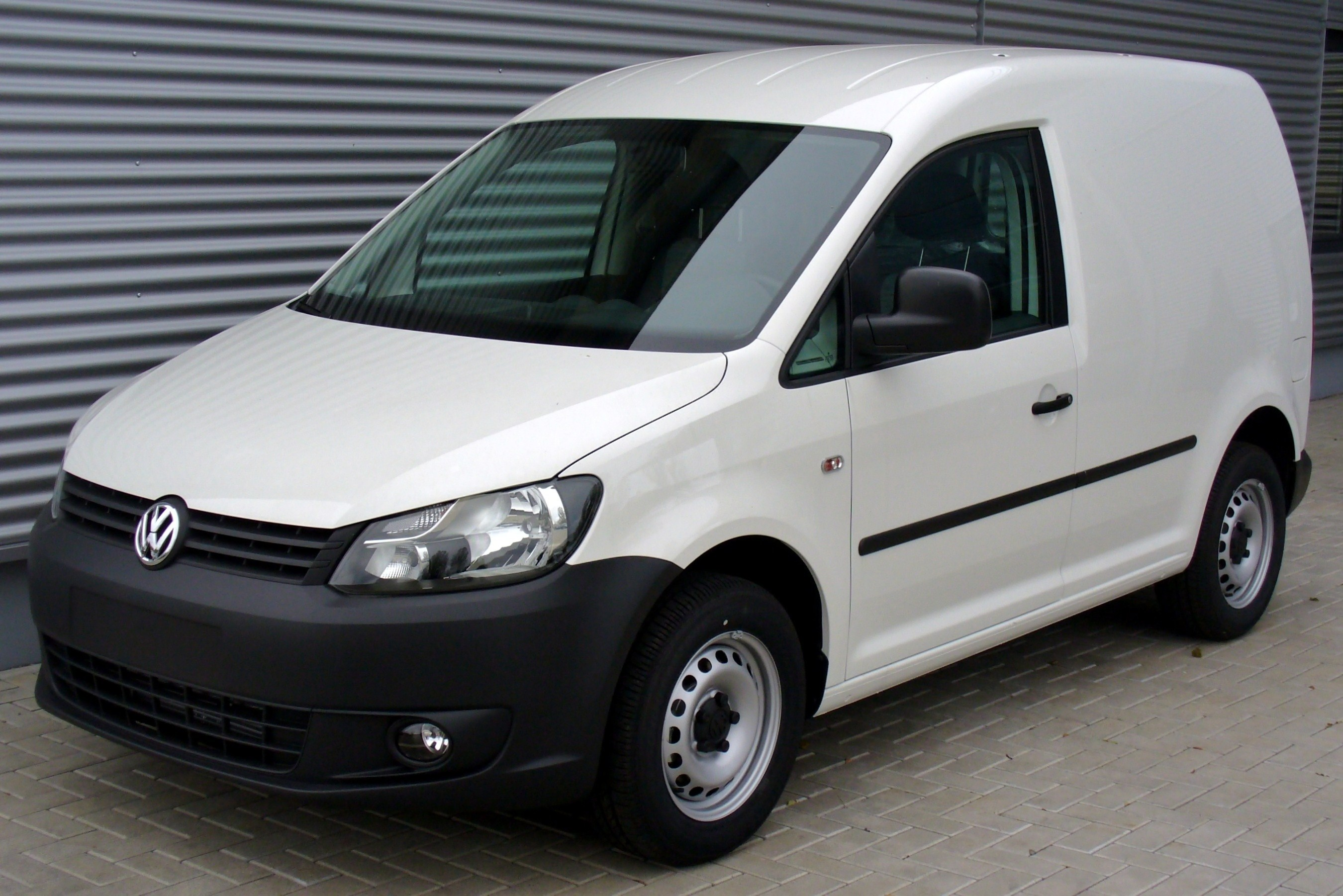 2012 Volkswagen Caddy #2
