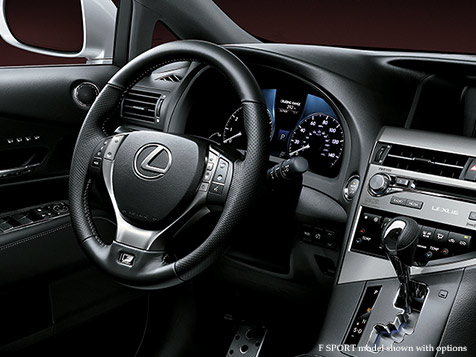 2015 Lexus Is 350 #7