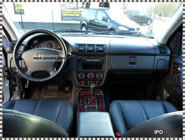 2003 Mercedes-Benz ML #14