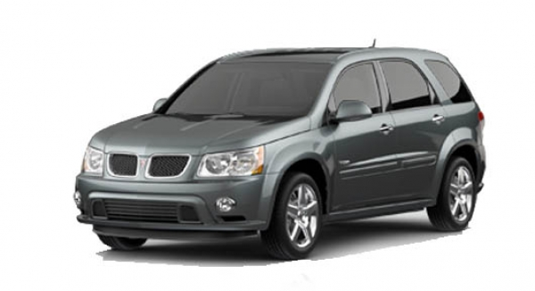 2009 Pontiac Torrent #6
