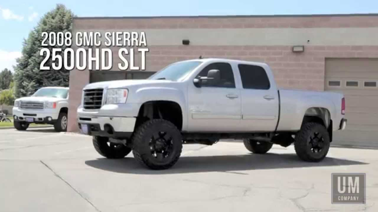 2008 GMC Sierra 2500hd #18